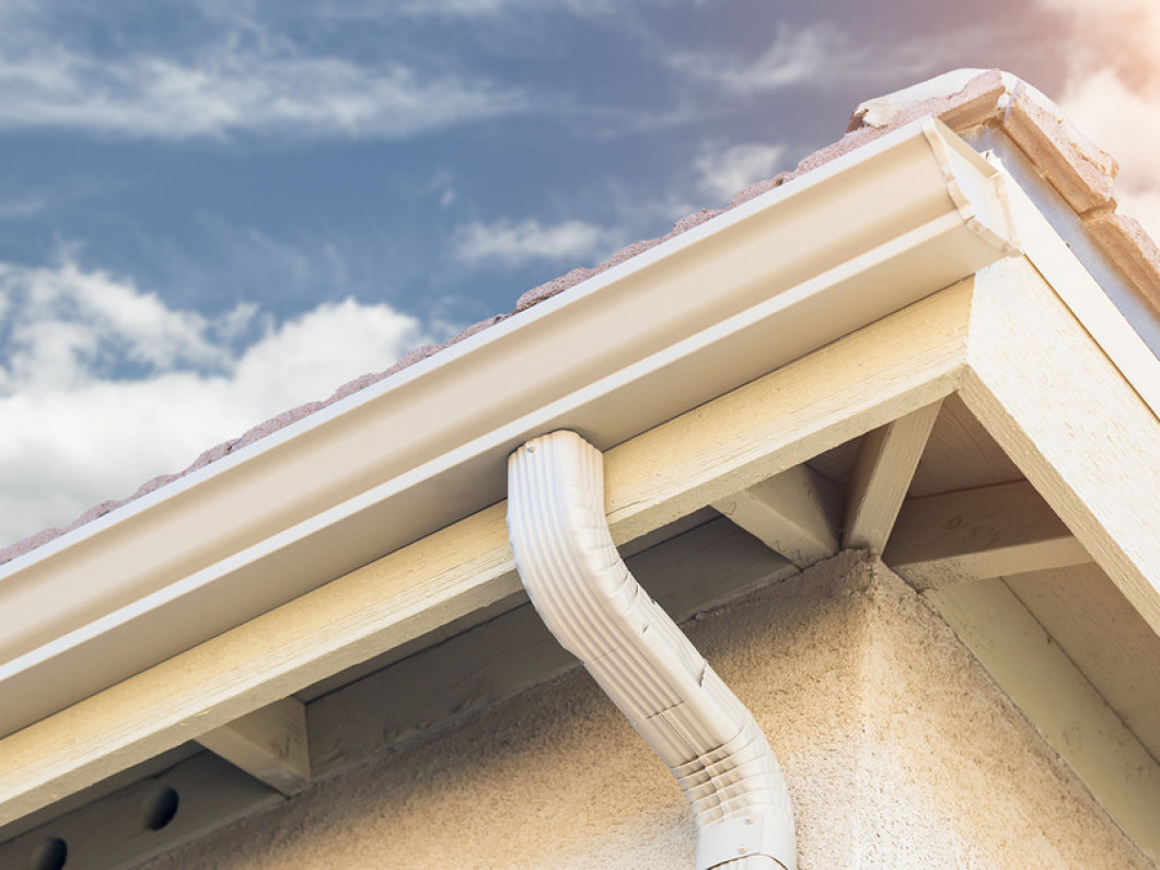 Protect Your Foundation With New Gutters